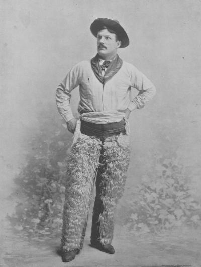 Harry Shanton--Photographic Print