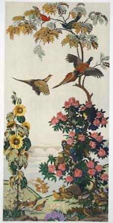 Magnum Opus: Pheasants, Pub. 1933 (Colour Litho)