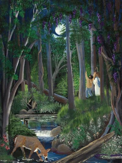 Hart and Soul-Carol Salas-Giclee Print