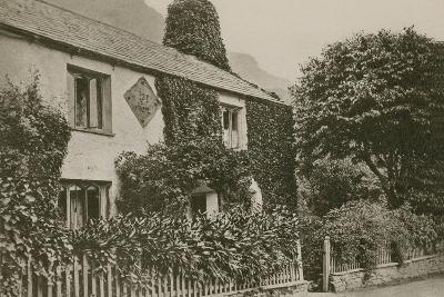 Hartley Coleridge's Cottage, Grasmere--Photographic Print