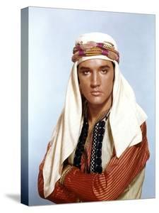 Harum Scarum, Elvis Presley, Directed by Gene Nelson, 1965