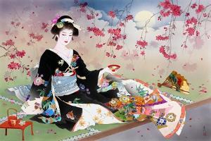 Benizakura by Haruyo Morita