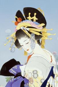 Kiku 12962 Crop 2 by Haruyo Morita