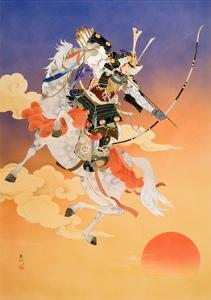 Rakujitsu by Haruyo Morita
