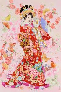 Sakura Momo by Haruyo Morita