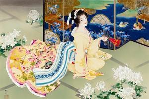 Shiragiku by Haruyo Morita