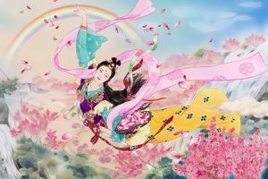 Tennyo by Haruyo Morita