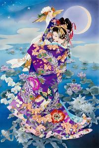 Tsuki Hoshi (Variant 1) by Haruyo Morita