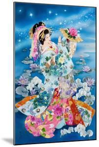 Tsuki Hoshi (Variant 2) by Haruyo Morita