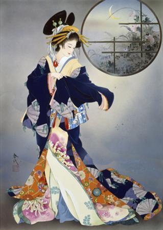 Tsukiakari by Haruyo Morita