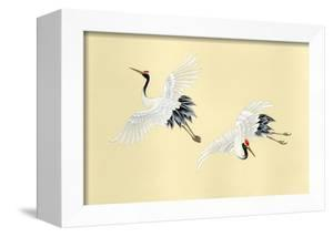 Two Cranes by Haruyo Morita