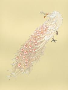 White Peacock by Haruyo Morita