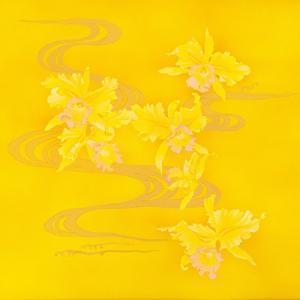 Yellow Stream by Haruyo Morita
