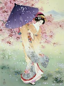 Yumezakura by Haruyo Morita