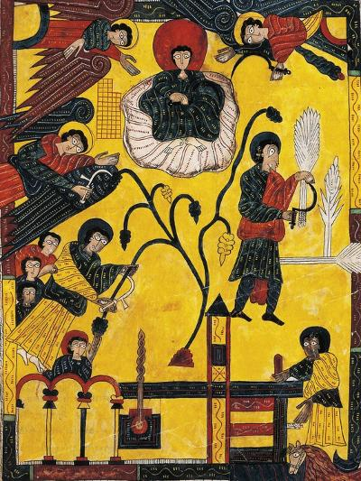 Harvest and Eschatological Harvest--Giclee Print