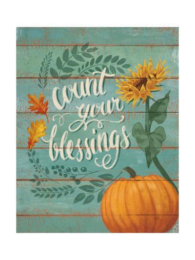 Harvest Delight IV-Janelle Penner-Art Print
