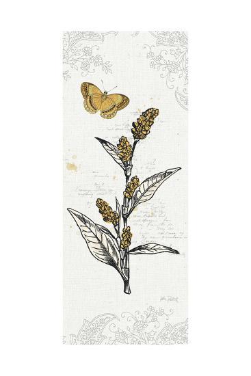 Harvest Fields VI-Katie Pertiet-Art Print