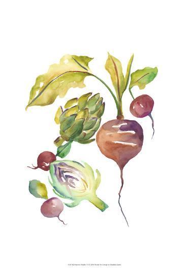 Harvest Medley VI-Chariklia Zarris-Art Print