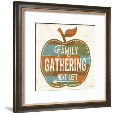 Harvest Signs II--Framed Art Print
