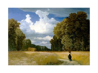 Harvest Time-Robert Z?nd-Giclee Print