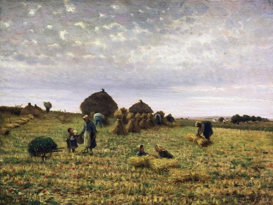 Harvest-Federico Rossano-Giclee Print