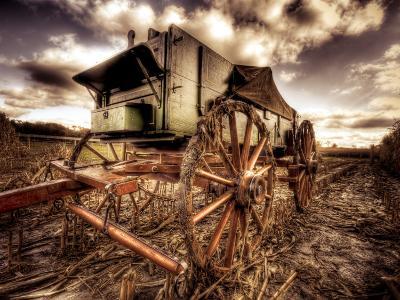 Harvest-Stephen Arens-Photographic Print