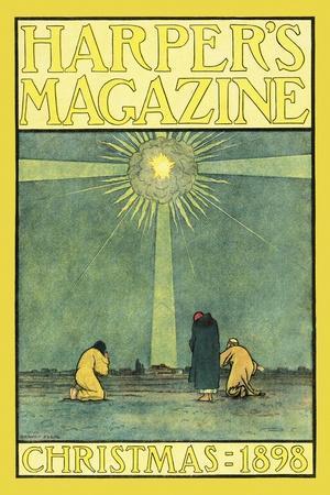 Harper's Magazine, Christmas 1898