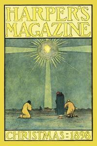 Harper's Magazine, Christmas 1898 by Harvey Ellis