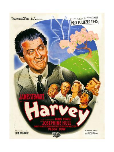 Harvey, French Poster Art, 1950--Giclee Print