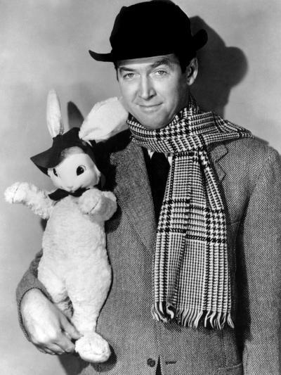 Harvey, Harvey the Rabbit, James Stewart, 1950--Photo