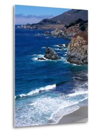 The Pacific Coast at Big Sur, California