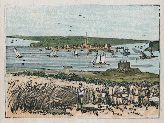 'Harwich', c1910-Unknown-Giclee Print