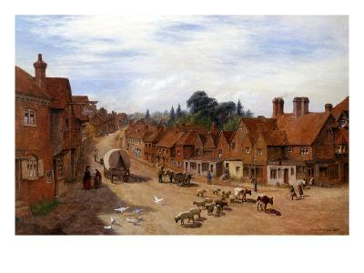 Haslemere, Surrey, England-George Vicat Cole-Giclee Print