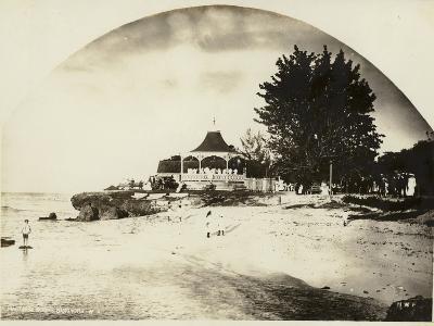 Hastings, Barbados, 1895--Photographic Print