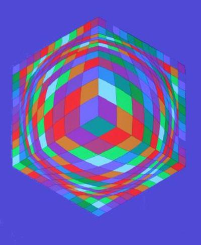 Hat-C-Victor Vasarely-Premium Edition