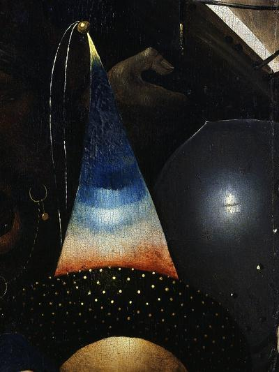 Hat, from Christ Carrying the Cross, C. 1490 (Detail)-Hieronymus Bosch-Giclee Print