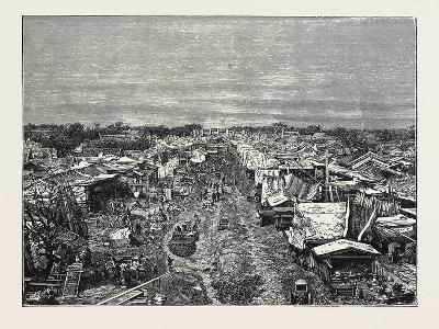 Hata-Mene-Ta-Kie Street, Pekin, China--Giclee Print