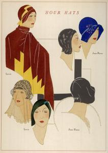 Hats from the Paris Designers: Lewis and Jean Patou
