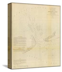 Hatteras Inlet, North Carolina, c.1853