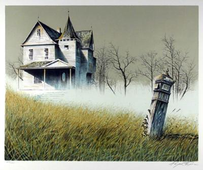Haunted House-Wayne Cooper-Limited Edition