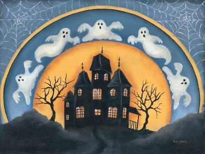 Haunted House-Kim Lewis-Art Print