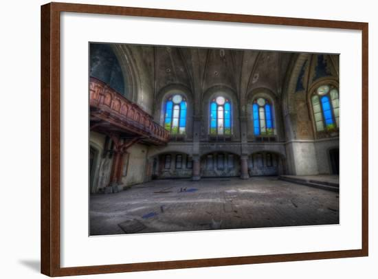 Haunted Interior-Nathan Wright-Framed Photographic Print