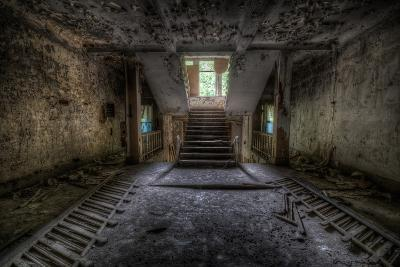 Haunted Interior-Nathan Wright-Photographic Print