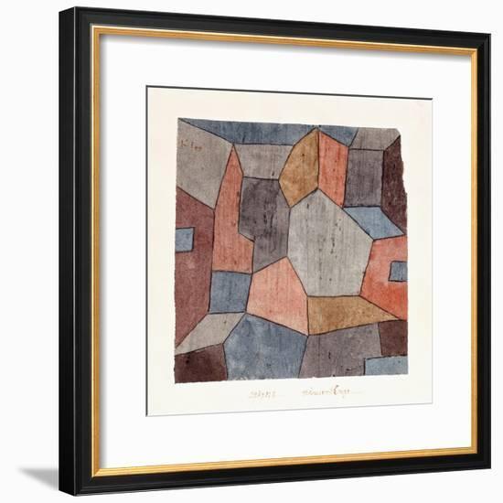 Hauser-Enge-Paul Klee-Framed Giclee Print