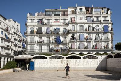 Haussmann Building in Algiers, Algeria--Photographic Print