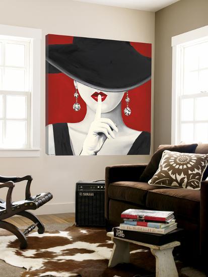 Haute Chapeau Rouge I-Marco Fabiano-Loft Art