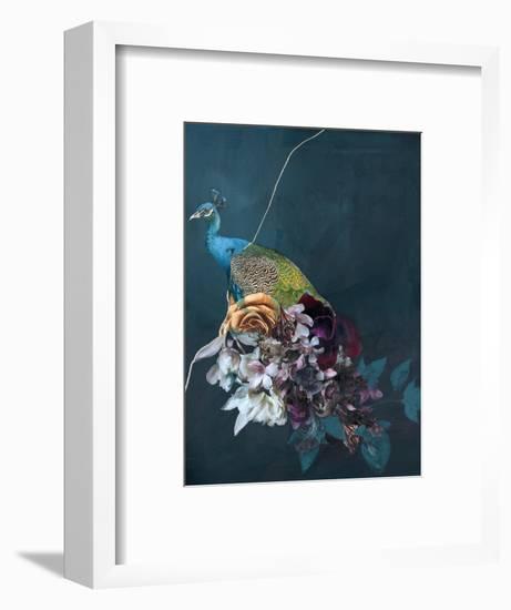 Haute Couture 10b-Design Fabrikken-Framed Art Print