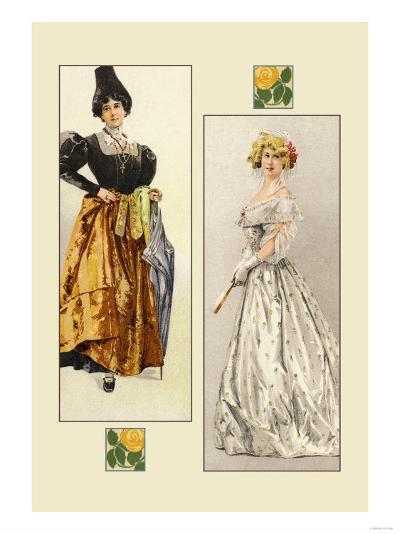 Haute-Couture--Art Print