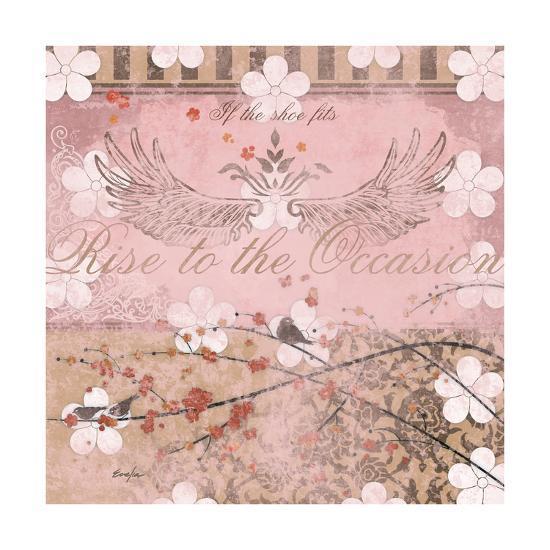Haute in Pink II-Evelia Designs-Art Print
