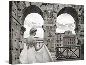 From the Colosseum, Rome by Haute Photo Collection